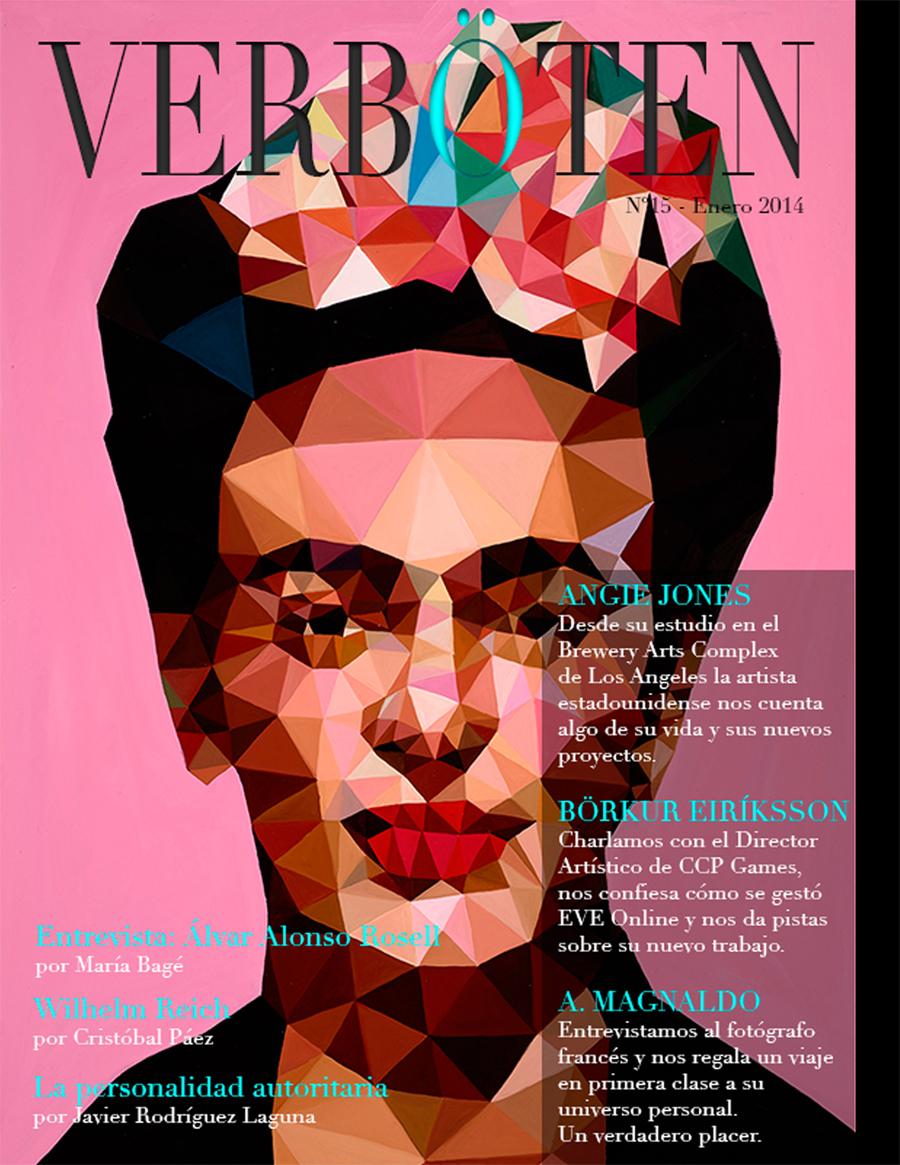 Angie Jones verboten magazine