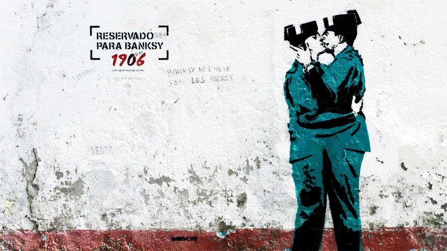Banksy españa