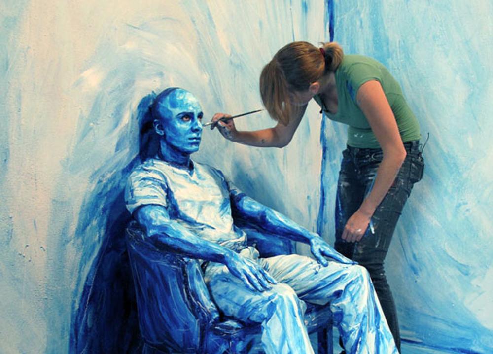 Alexa Meade Living Paintings