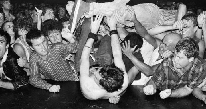 Bienvenido a 1984/2020: Punk en el frente occidental