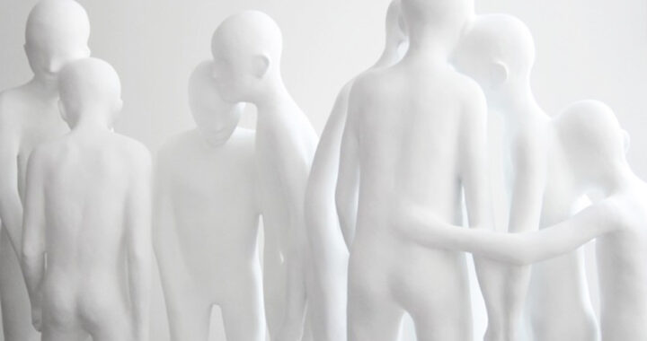 Emil Alzamora, escultura americana