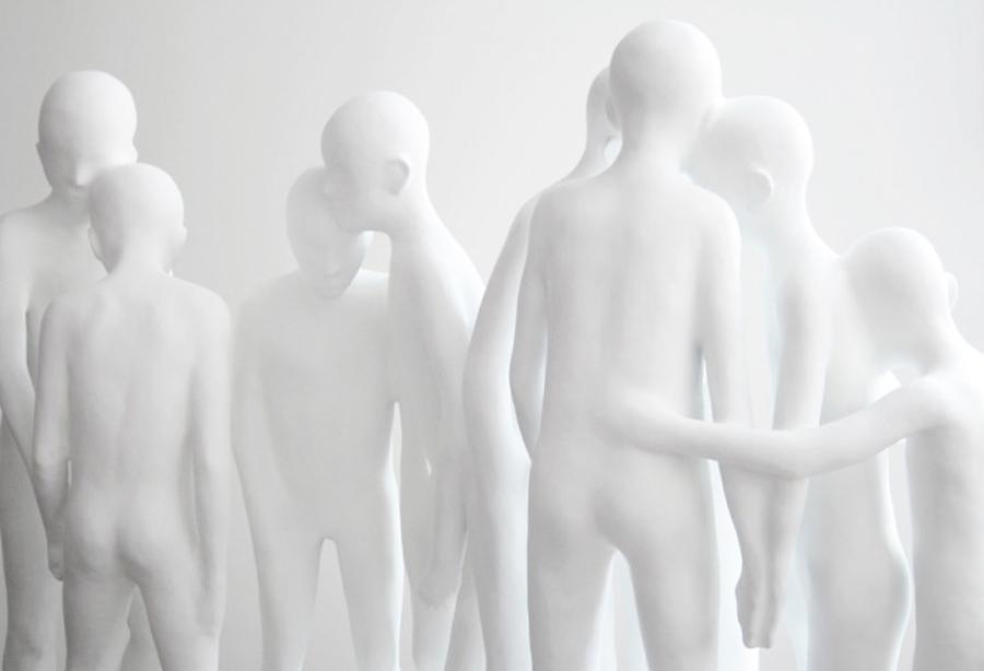 Emil Alzamora escultura americana