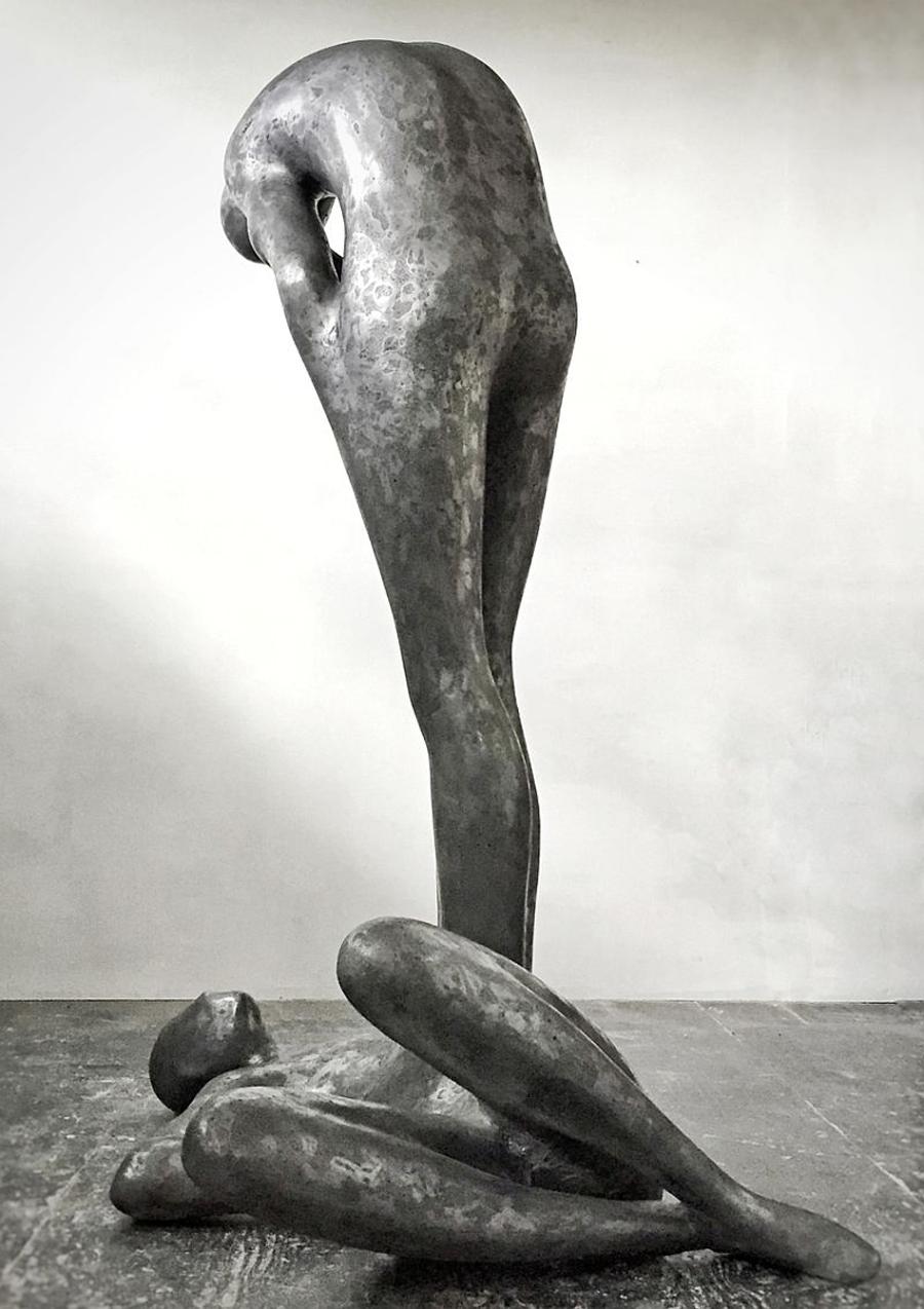 Emil Alzamora escultura