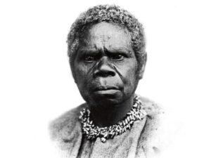 Truganini, la última aborigen pura de Tasmania